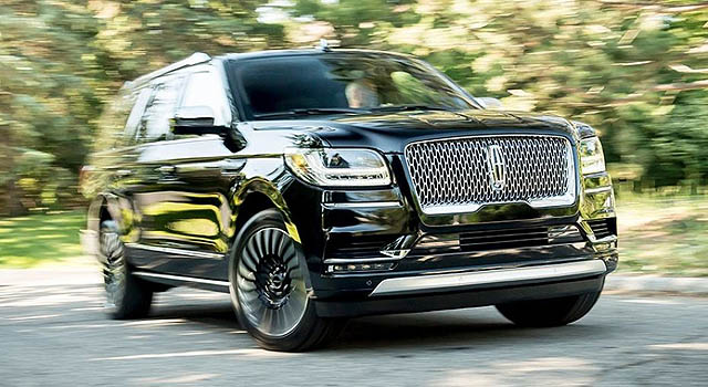 2018 Navigator Black Label >> Let's prepare for new Black Editions for 2019 Lincoln Navigator - Ford Tips