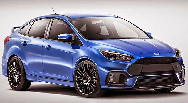2019 Ford Focus Prepares New St And Rs Editions Ford Tips